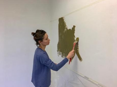 """Мария Прошковская: """"Со стороны чешской арт-сцены есть интерес к украинским художникам"""""""