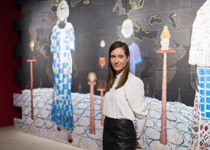 Олександра Гоменюк: «Художник має довіряти галереї»