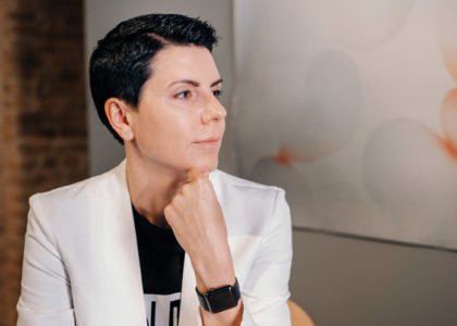 Галерист Марина Щербенко: «Суть сучасного мистецтва в тому, аби працювати з викликами нерозуміння і неприйняття»