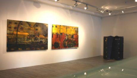 «Среда обитания» восьми украинских художников. В «Боттеге» до 24-го января 2010-го