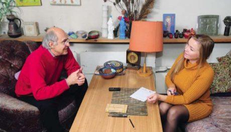 Інтервю з Тиберієм Сільваші для журналу «Українська культура»