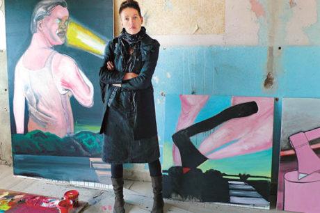 Художница Влада Ралко: «Искусство — это предмет первой необходимости»