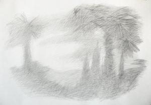 Работы с выставки в галерее Bottega «Мій Крим Наш Крым»
