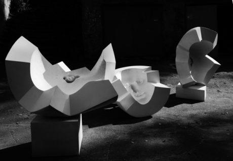 Боттега Галерея представит проект известного скульптора Назара Билыка – «Контрформы»