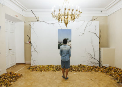 Чужі тут не ходять — Анна Пароваткіна про виставку МУХі 2019