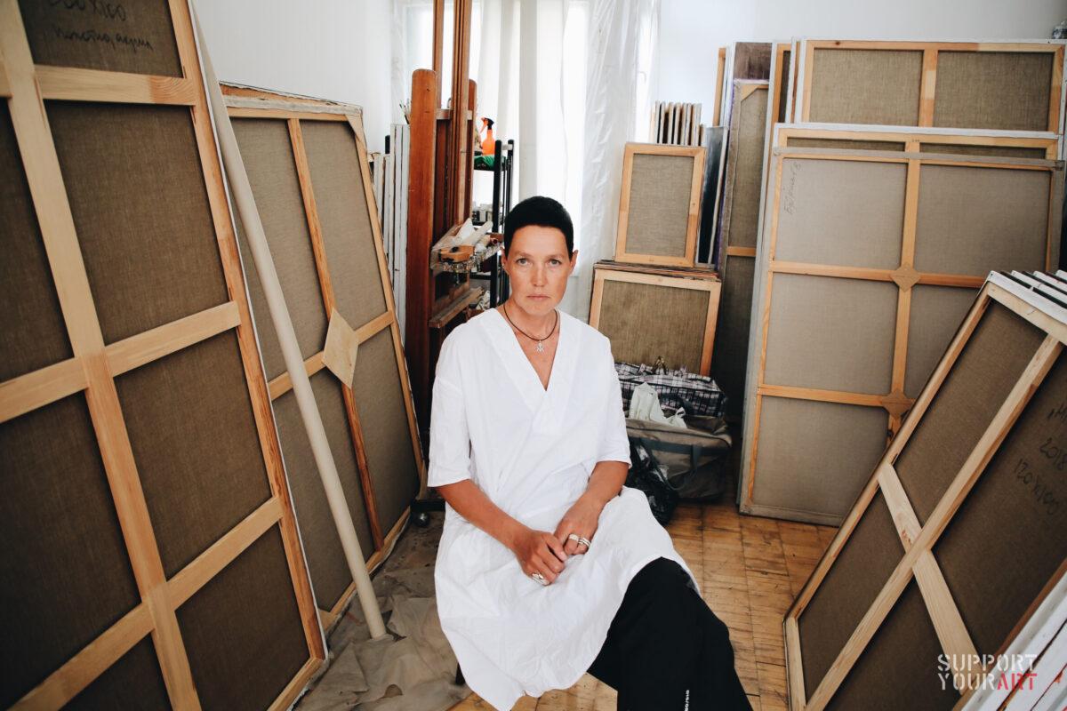 Влада Ралко: про колекціонування, книгу «Чому в Україні є великі жінки-художниці» та дитинство