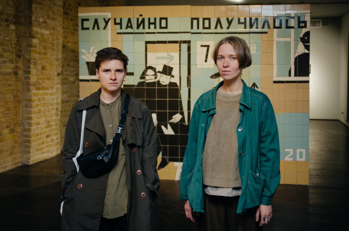 Багатосерійний фільм etchingroom1: «Случайно получилось»